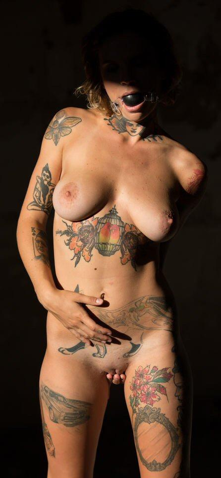 Corpo Tatuato